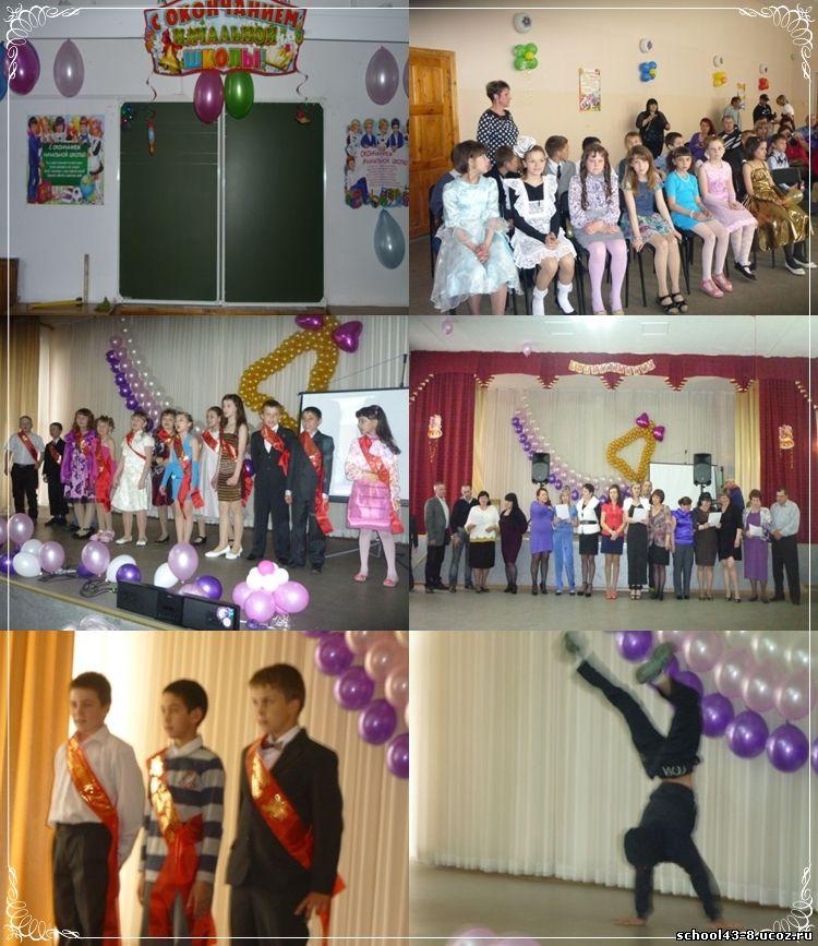 Веселый конкурсы на выпускной из начальной школы